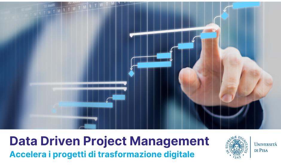 Dal Master in Industry 4.0 Design nasce il primo corso di perfezionamento: Data Driven Project Management.