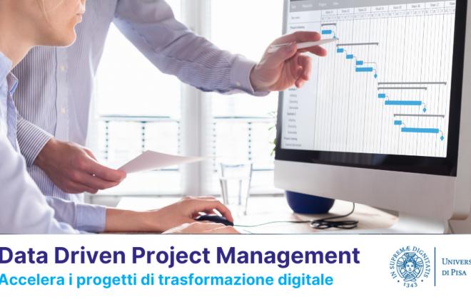 scopri come partecipare all'evento di presentazione del primo corso di perfezionamento del master in industry 4.0 design: data driven project management