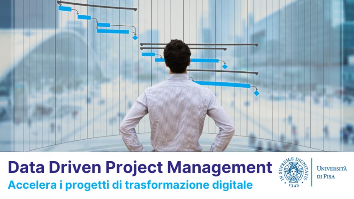 Data Driven Project Management: la sintesi dell'evento di presentazione del corso!