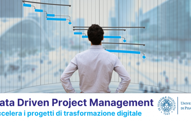 Data Driven Project Management: la sintesi dell'evento di presentazione del corso!